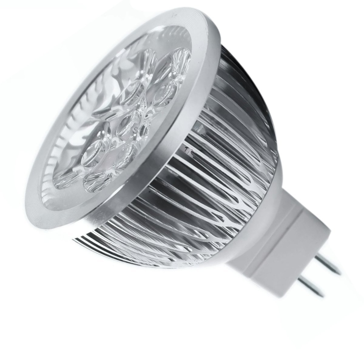 Cf615 8 4w Dimmable Mr16 Led Bulb 3200k Warm White Led Spotlight Ebay