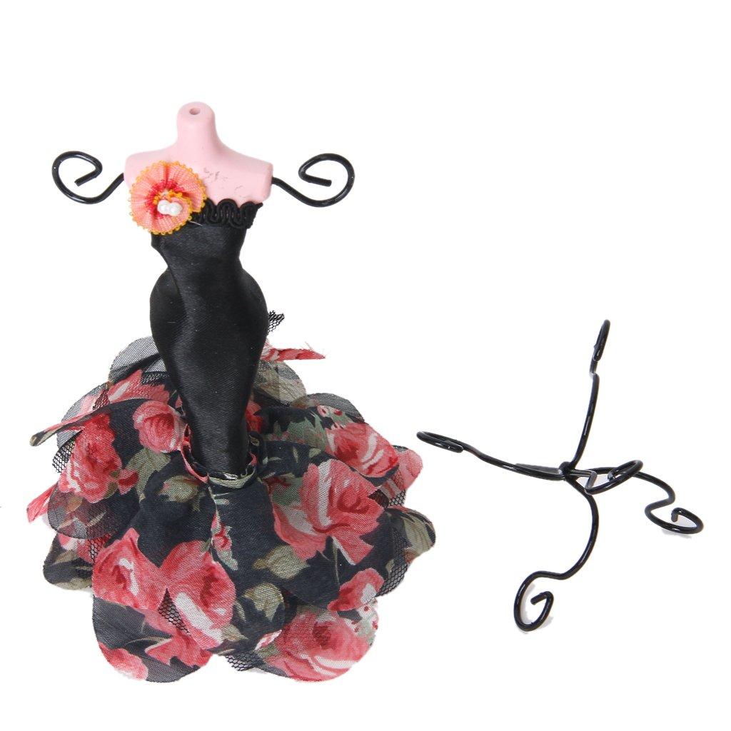 5x mannequin ohrring halskette schmuck staender anzeigen halter ebay. Black Bedroom Furniture Sets. Home Design Ideas