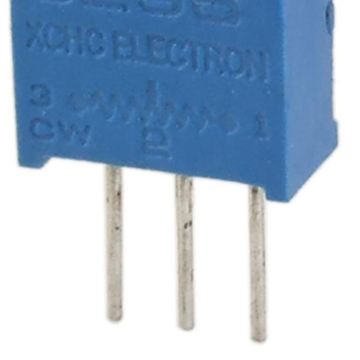 25pcs 3296W 103 10K Ohm Trim Pot Trimmer Potentiometer Variable Resistor 25Turn