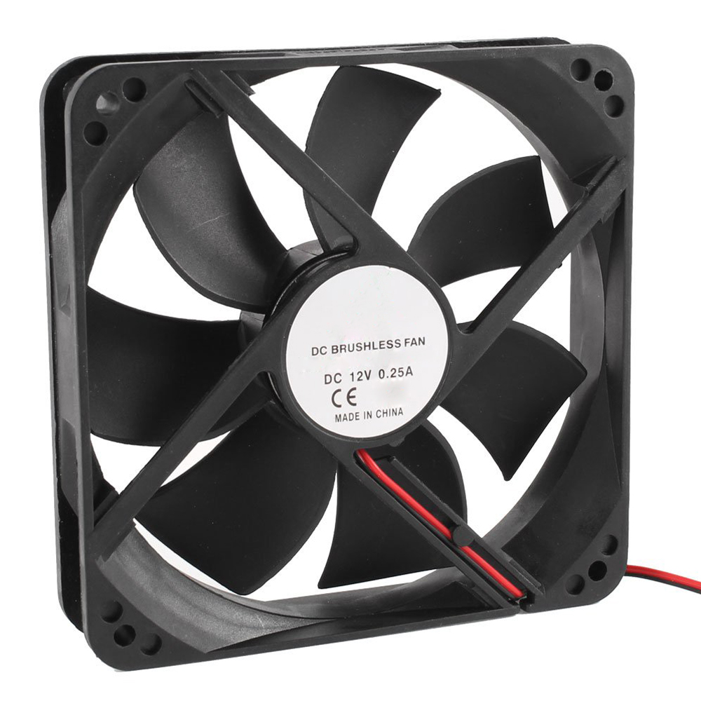 Computer Cooling Fans : Mm v pin sleeve bearing cooling fan for