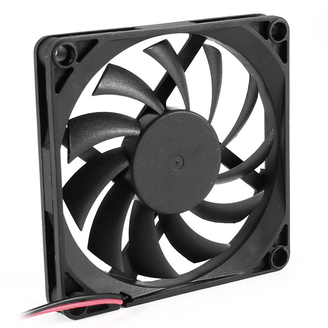 80mm 2 Pin Connector Cooling Fan For Computer Case Cpu Cooler Wiring Diagram Further Blower 12v Puter On Dell Radiator Ad 4894462373262 Ebay