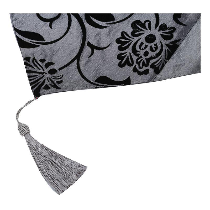 2X-Fashion-Accessories-Flower-Tablecloth-Table-Runner-Tables-Cloth-Wedding-G5O8 thumbnail 5