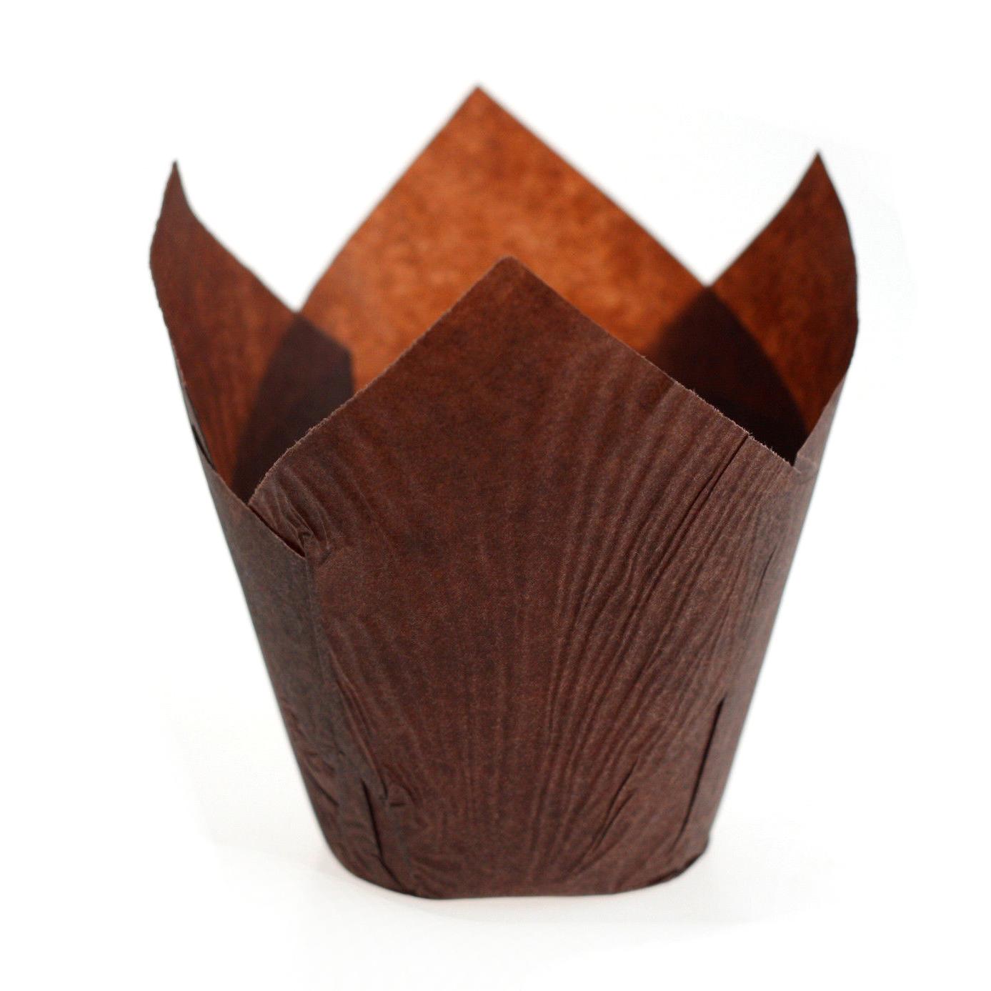 Chocolate Wrap Cake Baking Paper
