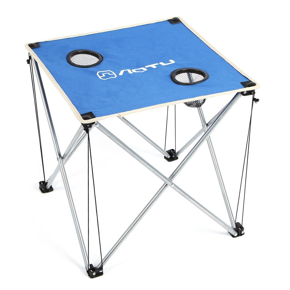 AOTU Ultra-light Portable Foldable Folding Table Desk for Camping Outdoor WS