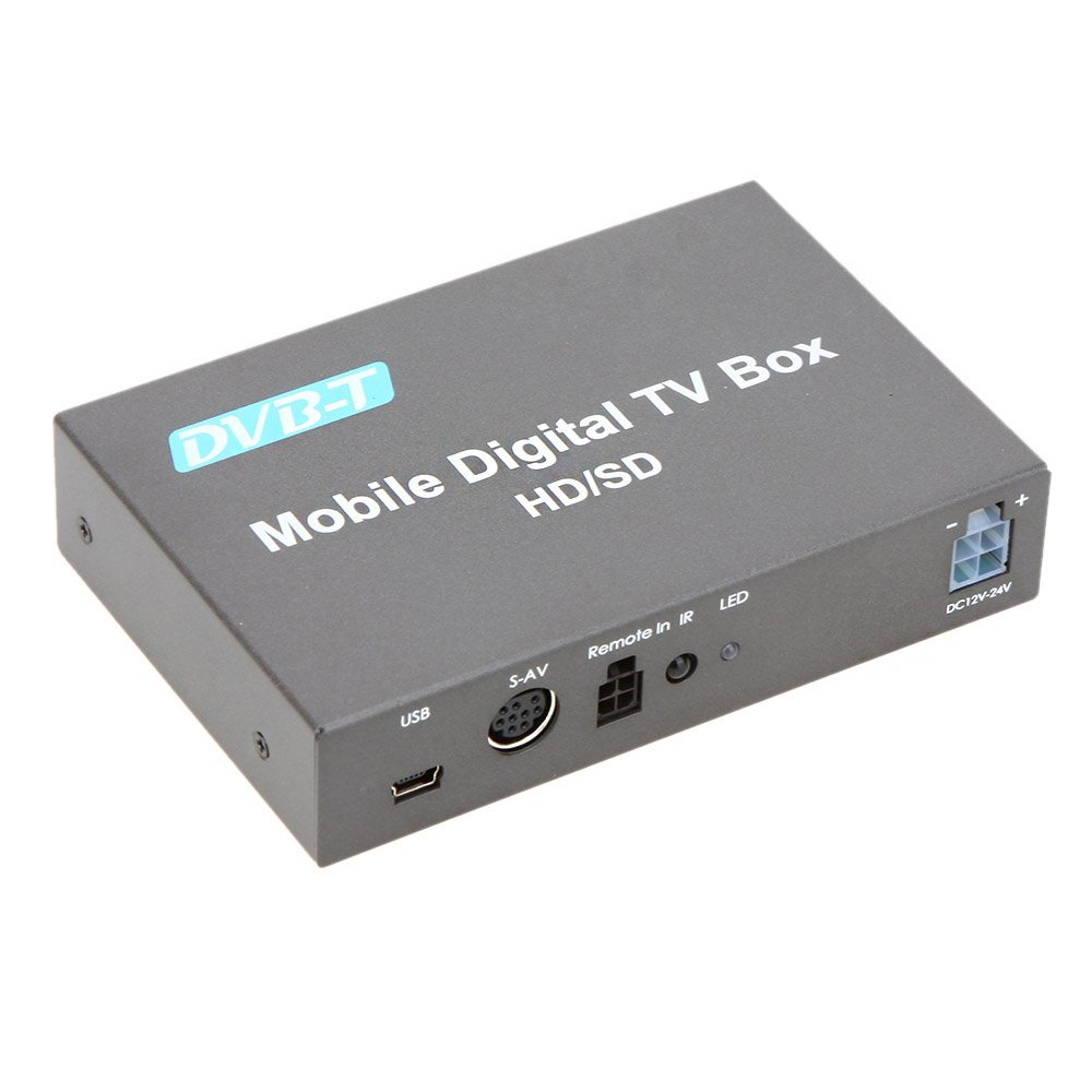 tuner car digital tv box tuner strong signal receiver. Black Bedroom Furniture Sets. Home Design Ideas