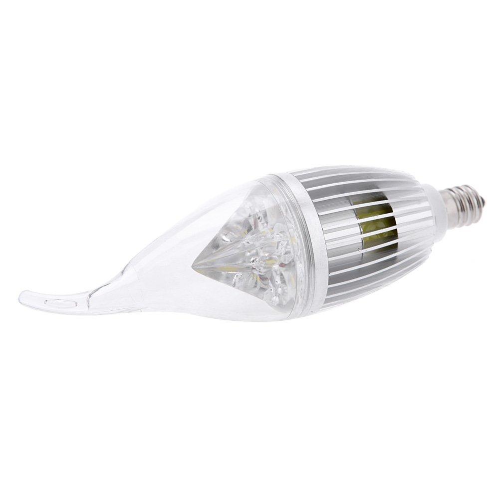 Hi Voltage Lamp : E w led candle light candelabra bulb lamp otlight high