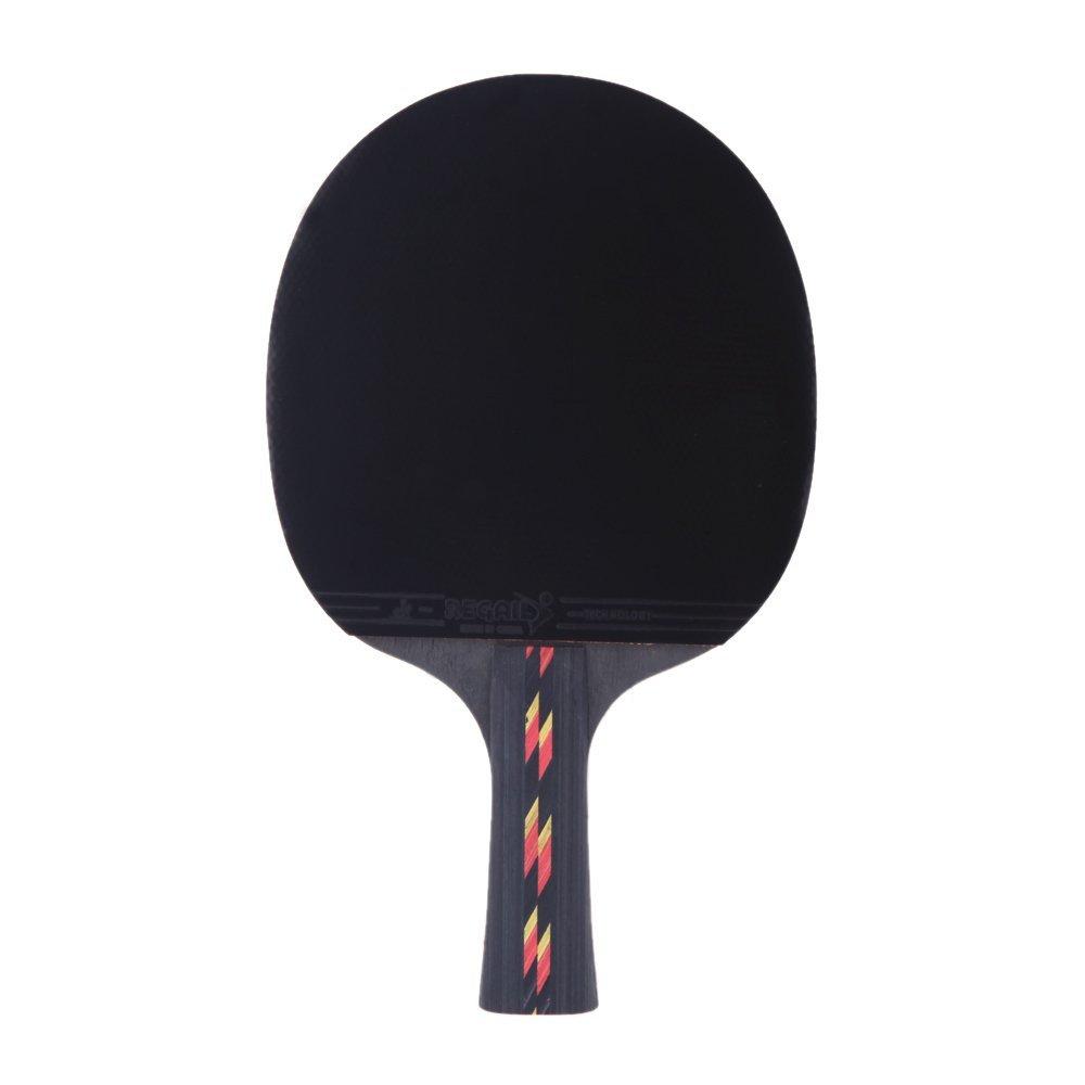 Regail Table Tennis Racket Ping Pong Paddle Bat Case Bag S