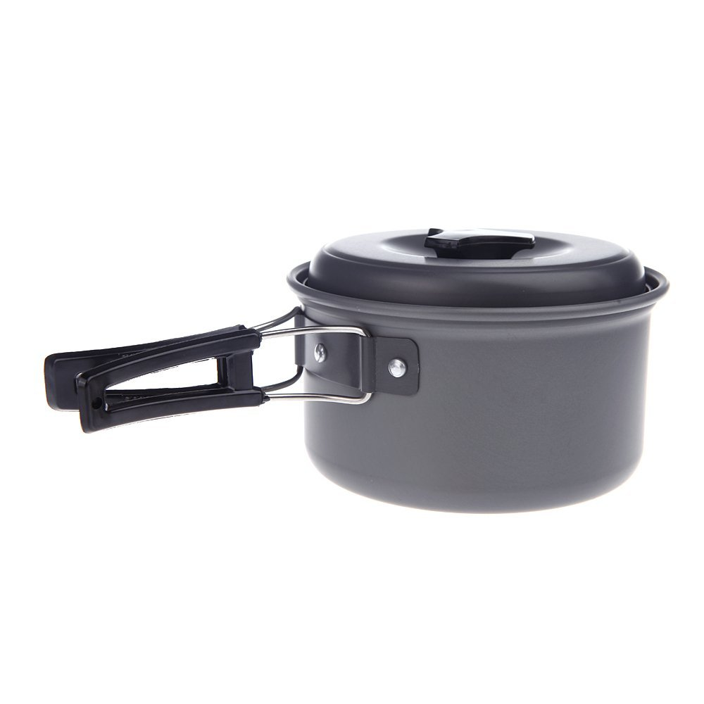 how to clean anodised aluminium cookware
