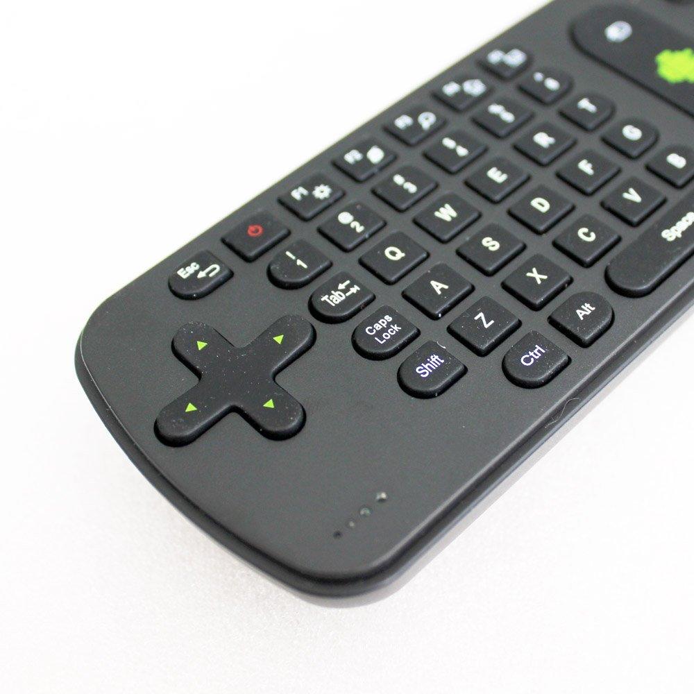 5x rc11 mini air fly souris souris et clavier sans fil. Black Bedroom Furniture Sets. Home Design Ideas