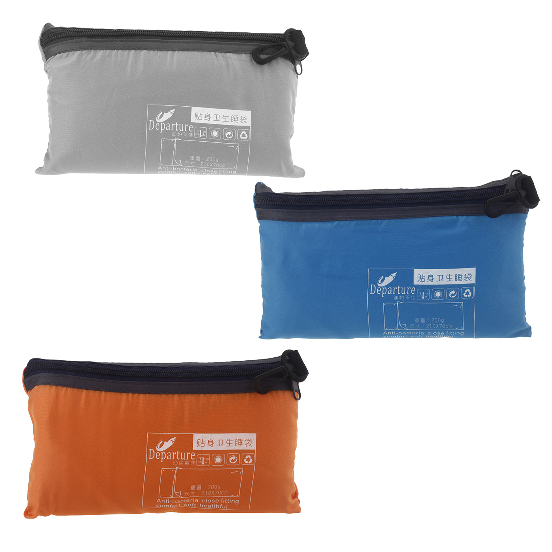 8X(Departure 210  70cm Ultra-light Portable Single Sleeping Bag Liner Poly O4U6