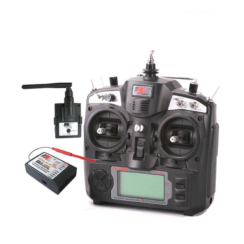 2.4GHz 9 Channel Digital Transmitter and Receiver Radio ...  2.4GHz 9 Channe...