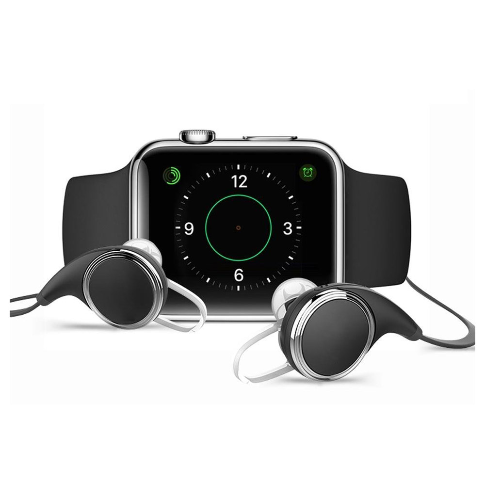 bluetooth headphones v4 1 wireless stereo in ear noise cancelling u4m4 ebay. Black Bedroom Furniture Sets. Home Design Ideas