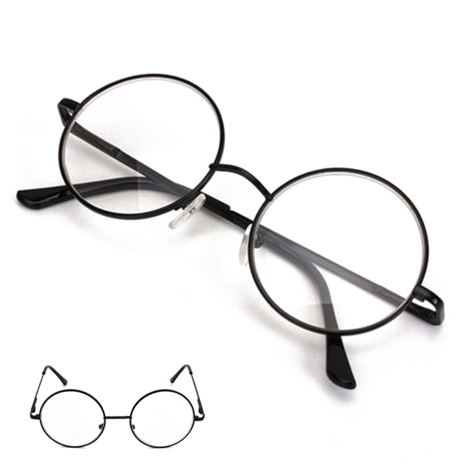 40d23115071c Round Wire Rimmed Glasses