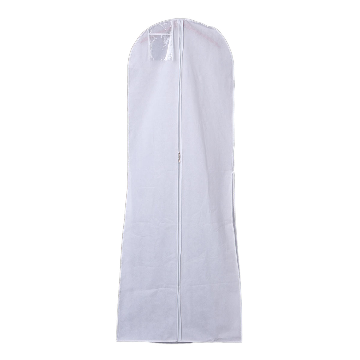 Wedding Dress Bridal Gown Garment Cover Storage Bag Carry Zip Dustproof Ed 190268171618 Ebay