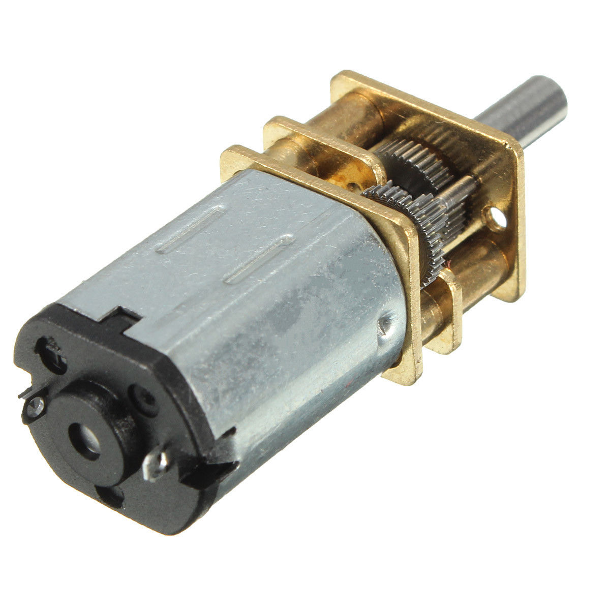 Dc 6v 100rpm mini metal gear motor with gearwheel 3mm Miniature gear motors