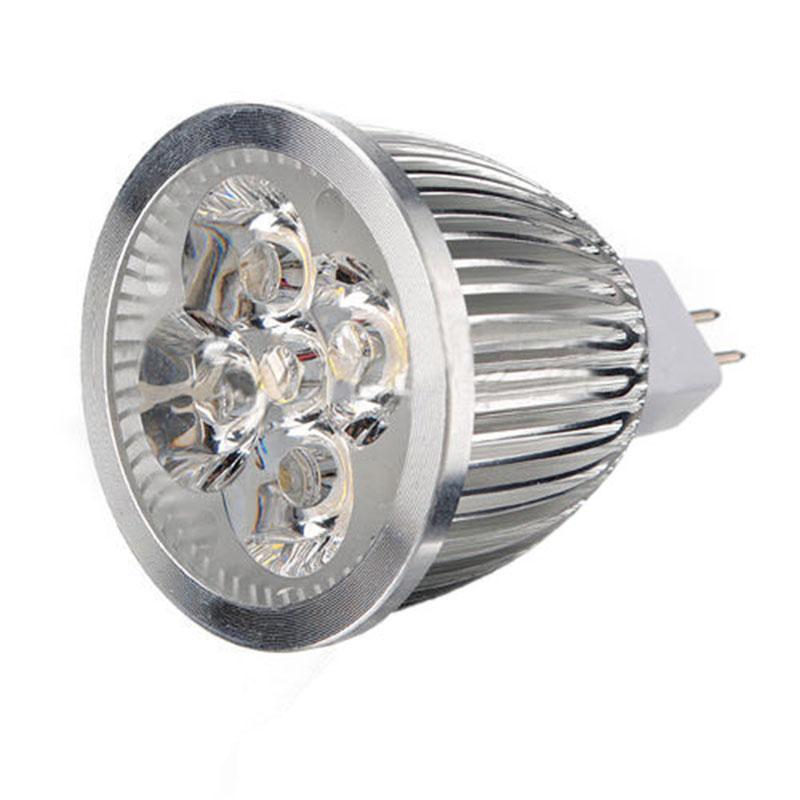 5W 12V GU5.3 MR16 White Spot LED Light Lamp Bulb Energy Saving S2G7
