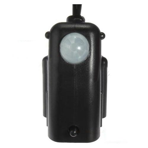Barn Light With Pir Sensor: Rechargeable 15 LED Solar Power Light PIR Motion Sensor