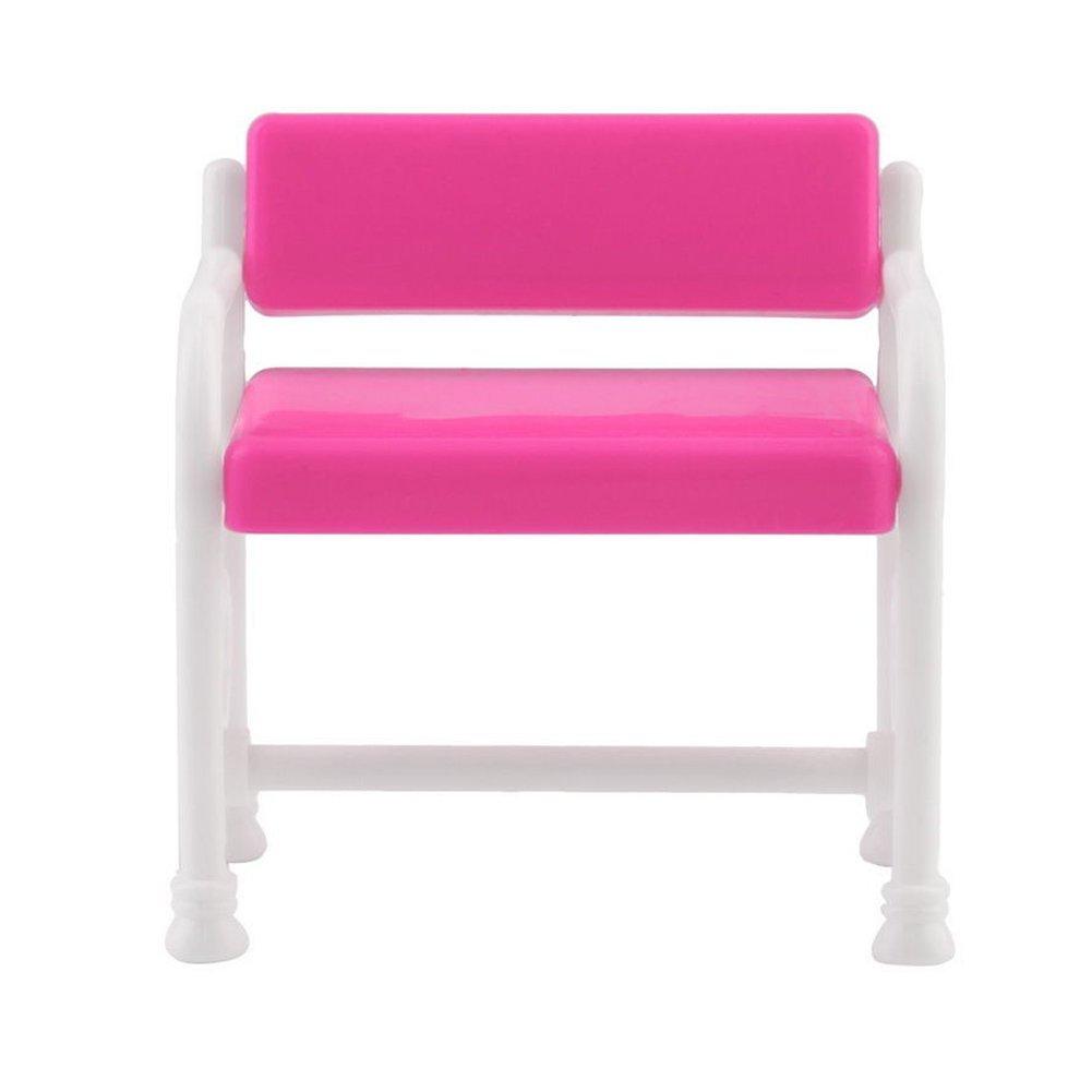 Storage Amp Organisation Home Office Furniture Home Office Accessories  ... Table & Chair Accessories Set For Barbies Dolls Bedroom Furniture Y2J1