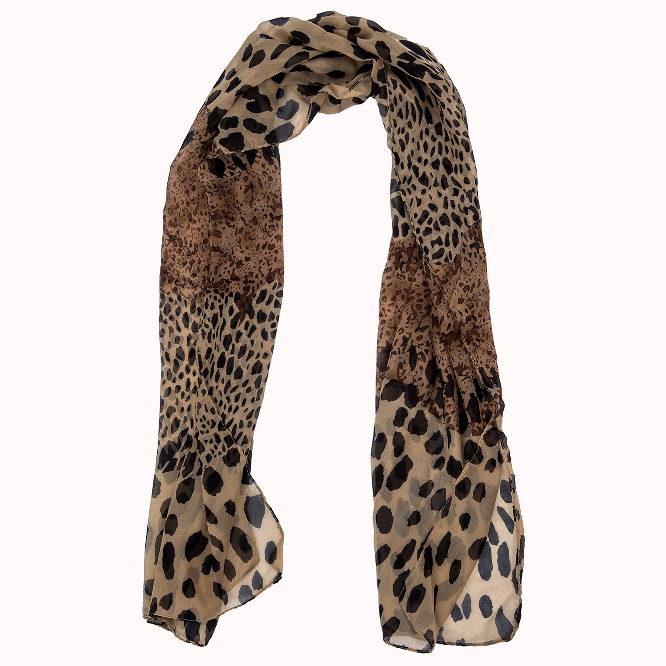 soft wrap shawl animal print leopard scarves stole