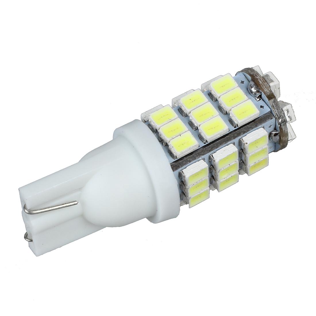 2 pcs auto car t10 w5w 42 smd led white side wedge light - Ampoule led voiture h7 ...
