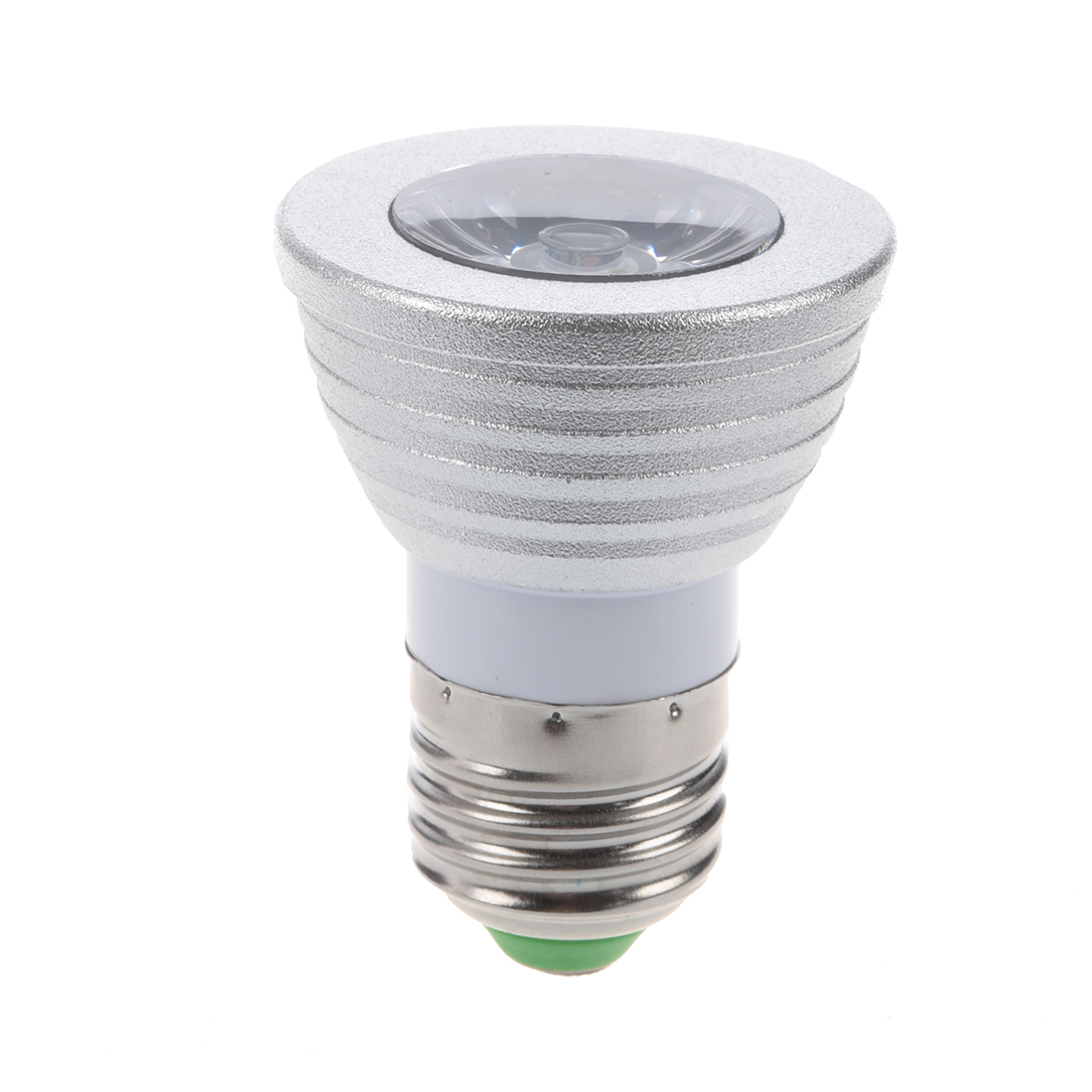 15he 16 Color E27 Remote Control 3w Rgb Led Light Bulb Lamp Cr2025 Coin Battery Ebay