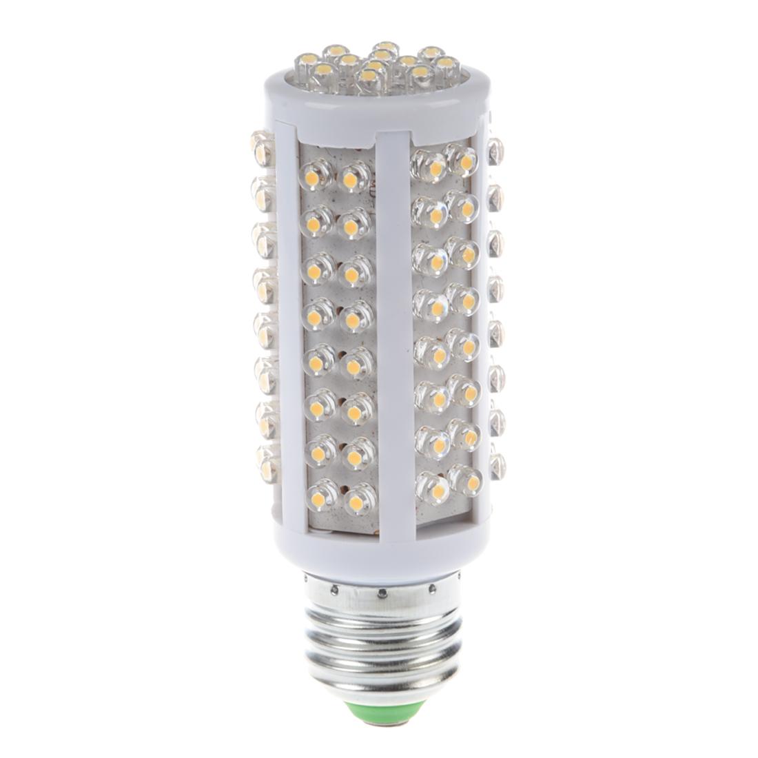 5x ultra helle led birne 7w e27 220v kaltweiss oder warmweiss led lampe mit 108 ebay. Black Bedroom Furniture Sets. Home Design Ideas