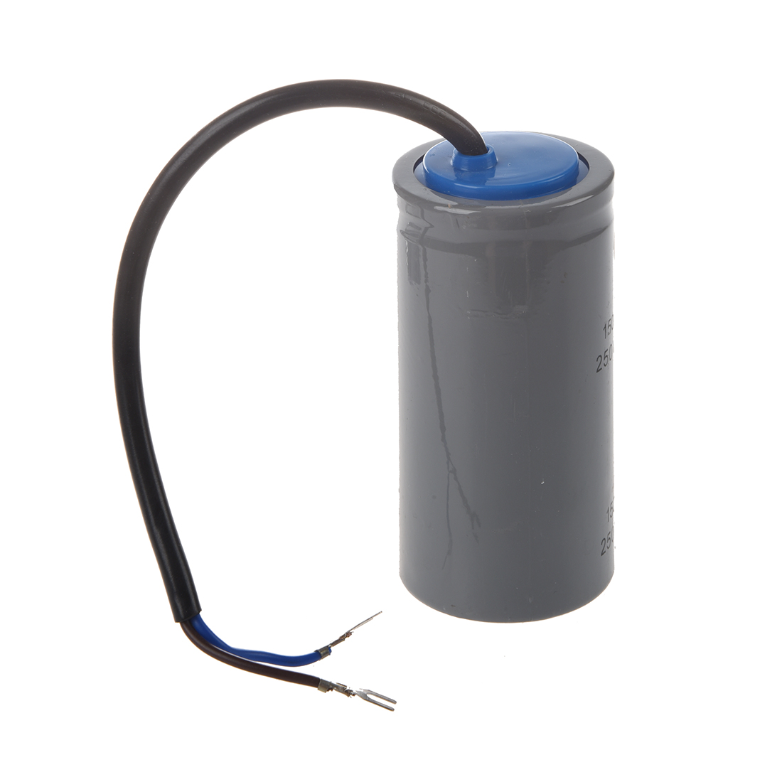Hot sale gray cd60 ac 250v 150uf wired single phase motor for Motor start capacitors for sale