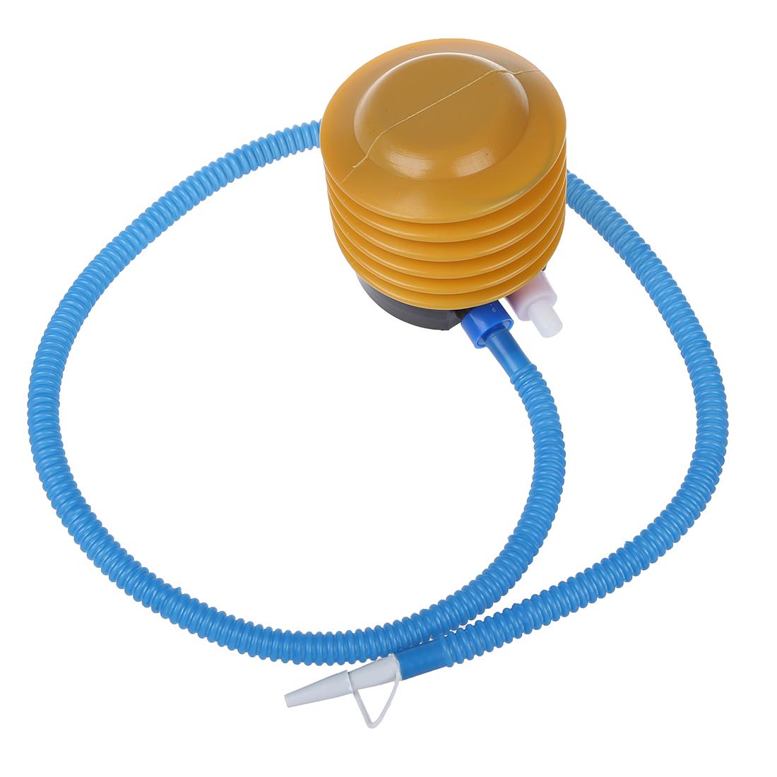 Foot air pump inflator swimming ring balloon yoga ball for Housse ballon yoga