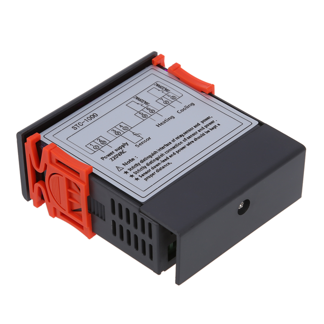 220v Digital Stc 1000 Temperature Controller Thermostat Regulator How To Wire Sensor Ed
