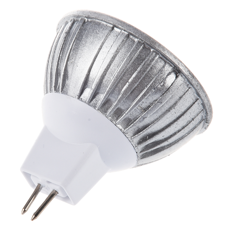 Mr16 3x1 watt led spot light bulb 20w white for track light led last up to 50000 hours shock proof bulb the bulb will continue working even after a shock to the bulb mercury freeenvironmentally friendly aloadofball Choice Image