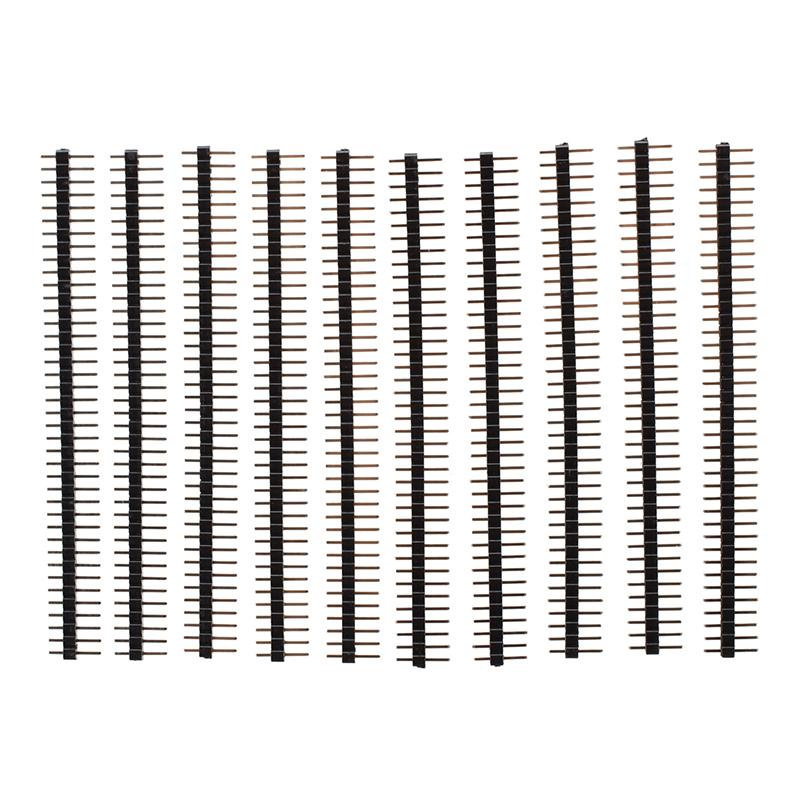 10-x-Cabeza-de-Pin-PCB-Una-Fila-1x40-Pin-2-0mm-Paso-F7K8-E1