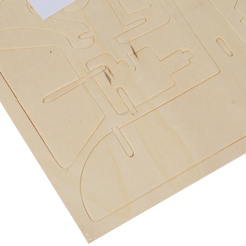 2X-1-x-3D-Puzzles-de-modele-de-Sopwith-triplane-en-bois-pour-les-enfants-G1V1 miniature 3