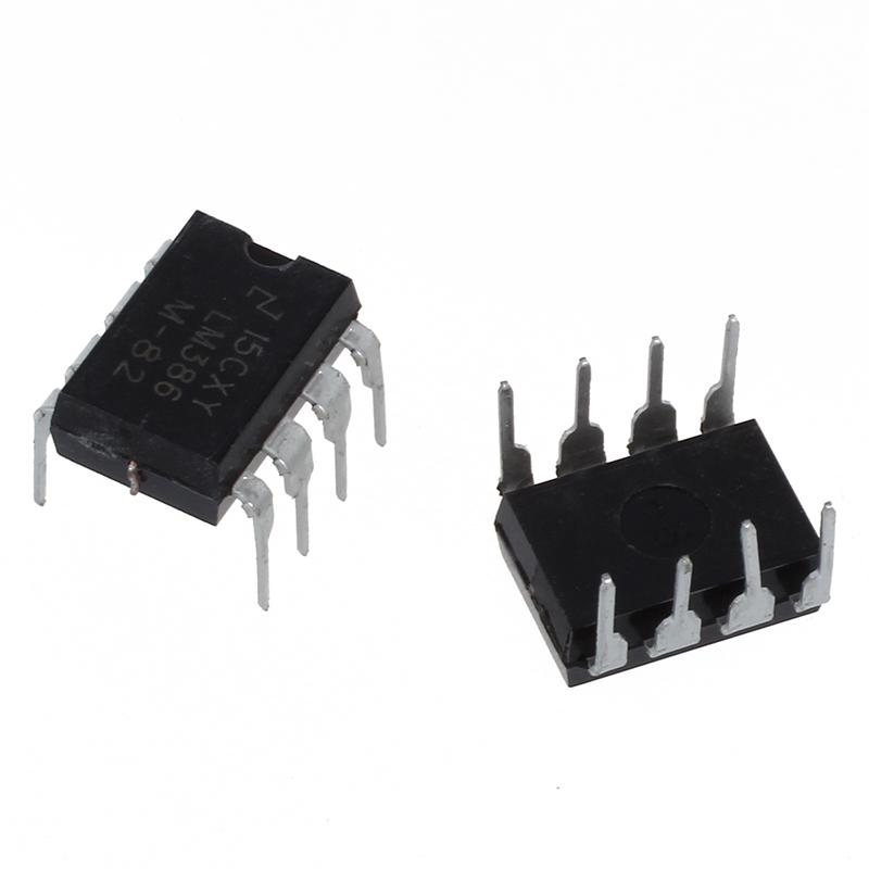 5-x-Amplificador-de-Energia-Audio-Agujero-Pasante-LM386N-8-Pines-DIP-IC-A5C7