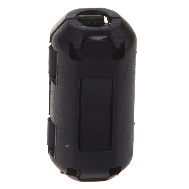 6 Stk C auf EMI RFI-Rausch Ferritkern Filter fuer 5mm KabelW6Y2