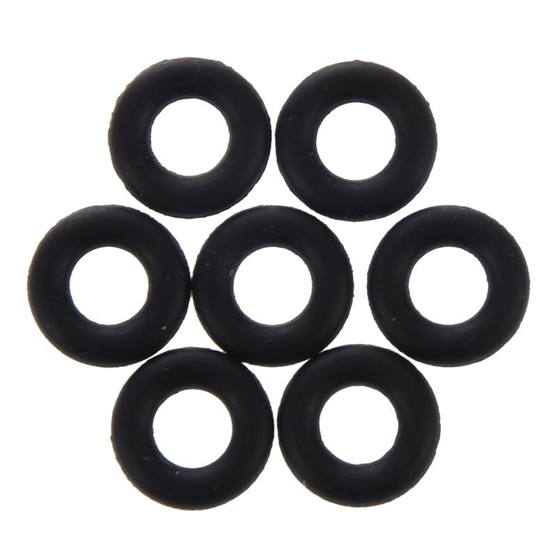 50pzs-Ojal-arandela-O-anillo-de-goma-de-nitrilo-flexible-4-mm-x-9-mm-x-2-5-mm-E1