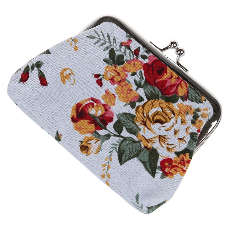 Canvas-Hasp-Purse-Key-Coin-Wallet-Bag-white-Z9G8