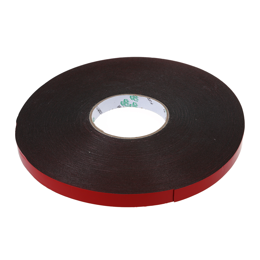hot sale 96g 15mm wide car double sided molding attachment foam tape cp ebay. Black Bedroom Furniture Sets. Home Design Ideas