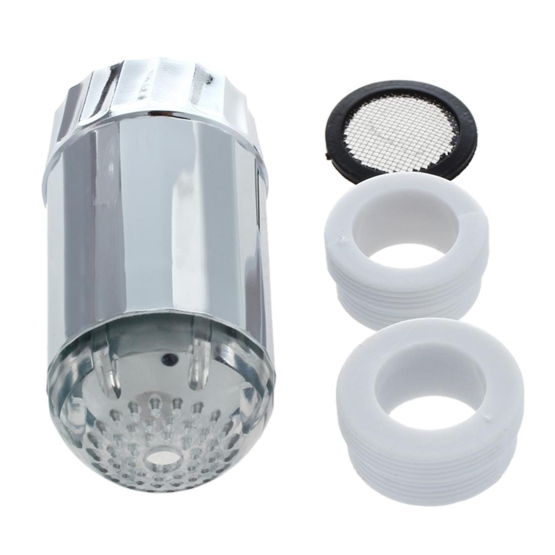 LED Faucet Water Faucet Attachment Effervescent Color