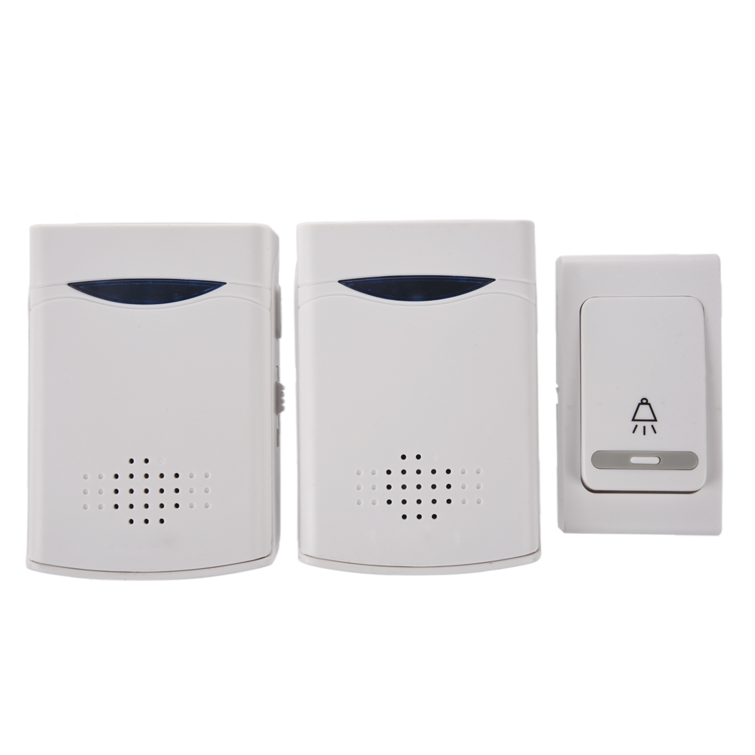 Chime Bell Doorbell Wireless Door Electric 80m 38 Melodies House Wiring A Easy To Install No Required Remote Button Size About 303 X 169 067 374 256 118 Receiver Voltage 3v Dc