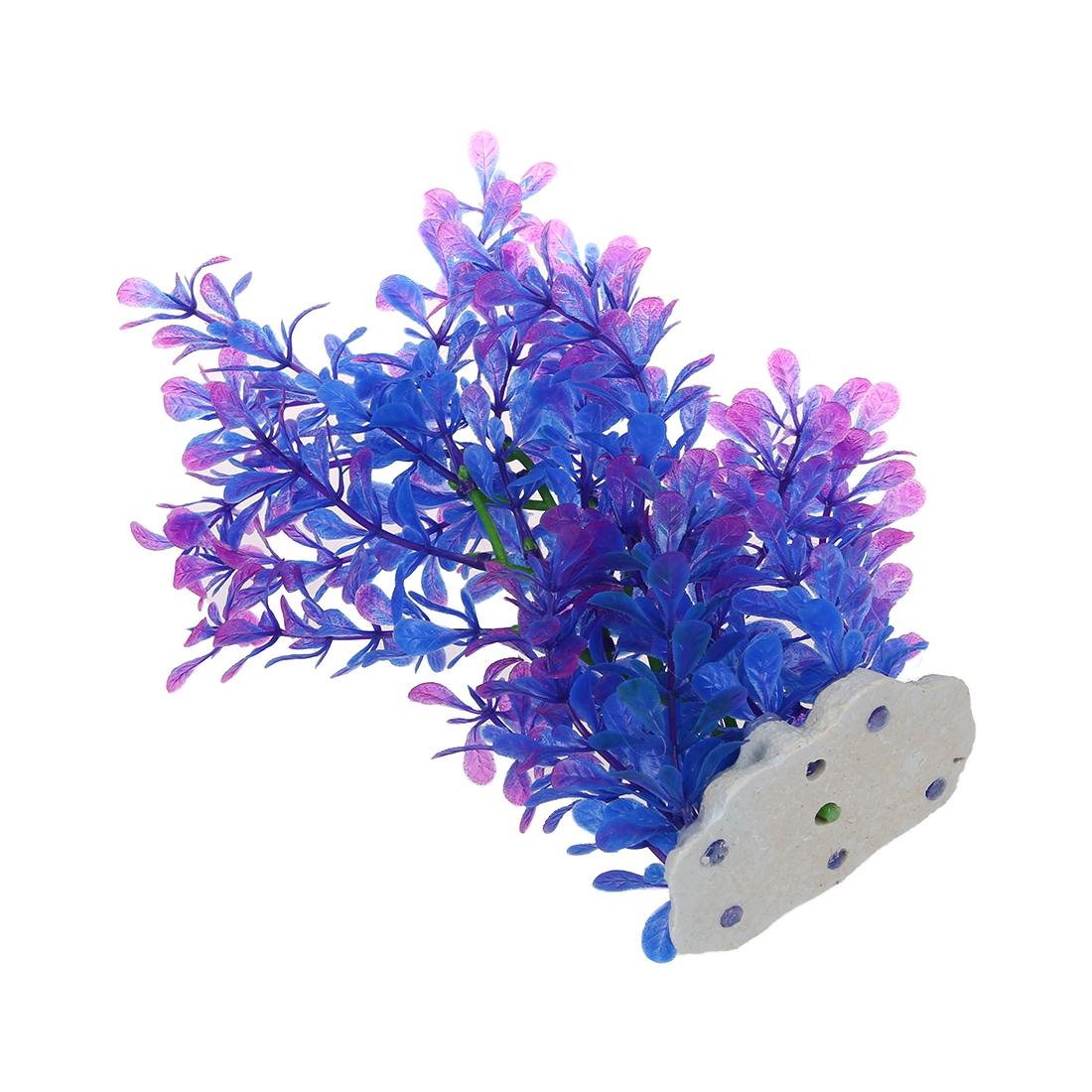 1 x art plant 15 20 cm aquarium decoration water plant for Aquarium decoration uk