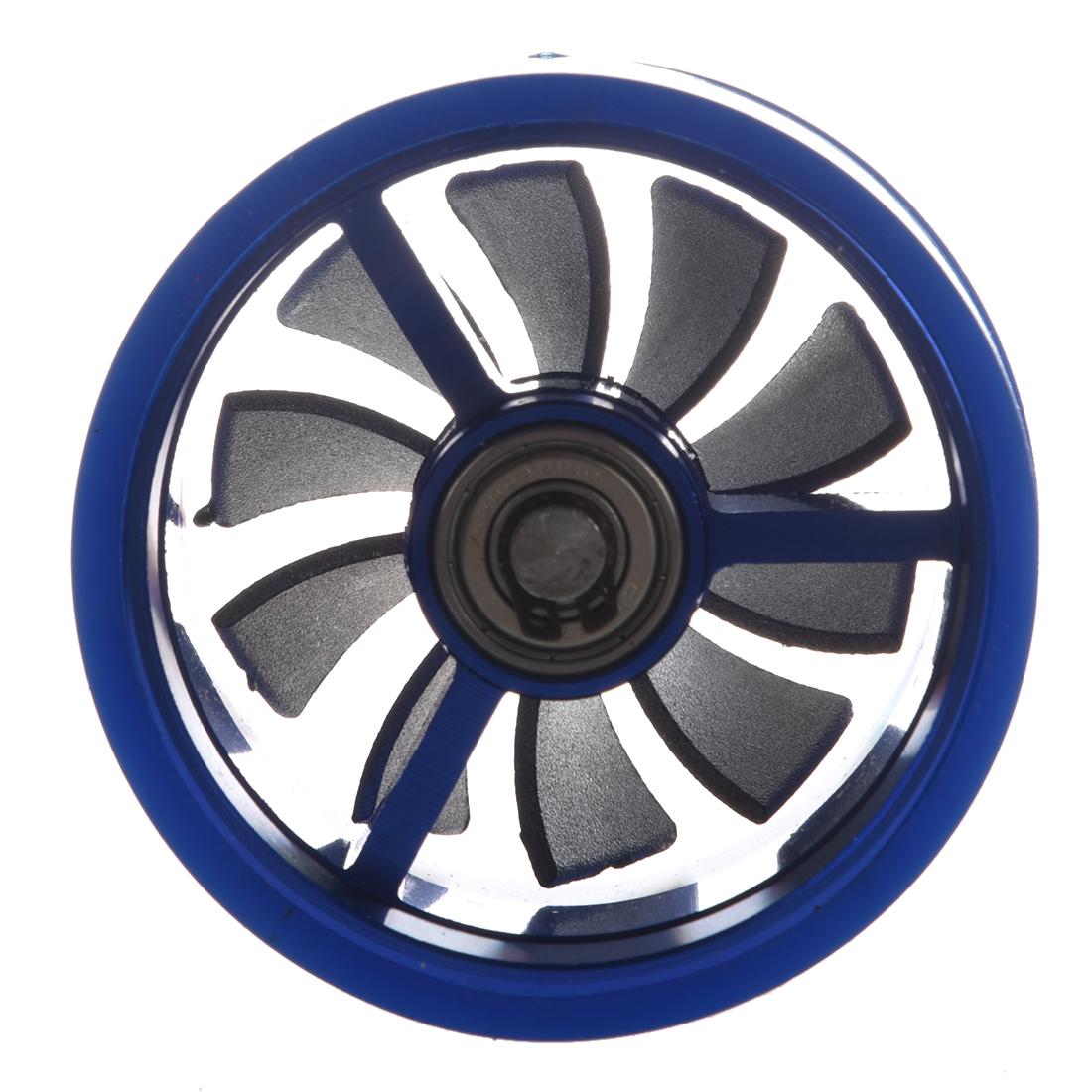 turbo lueftereinlass kraftstoff sparen ventilator blau. Black Bedroom Furniture Sets. Home Design Ideas