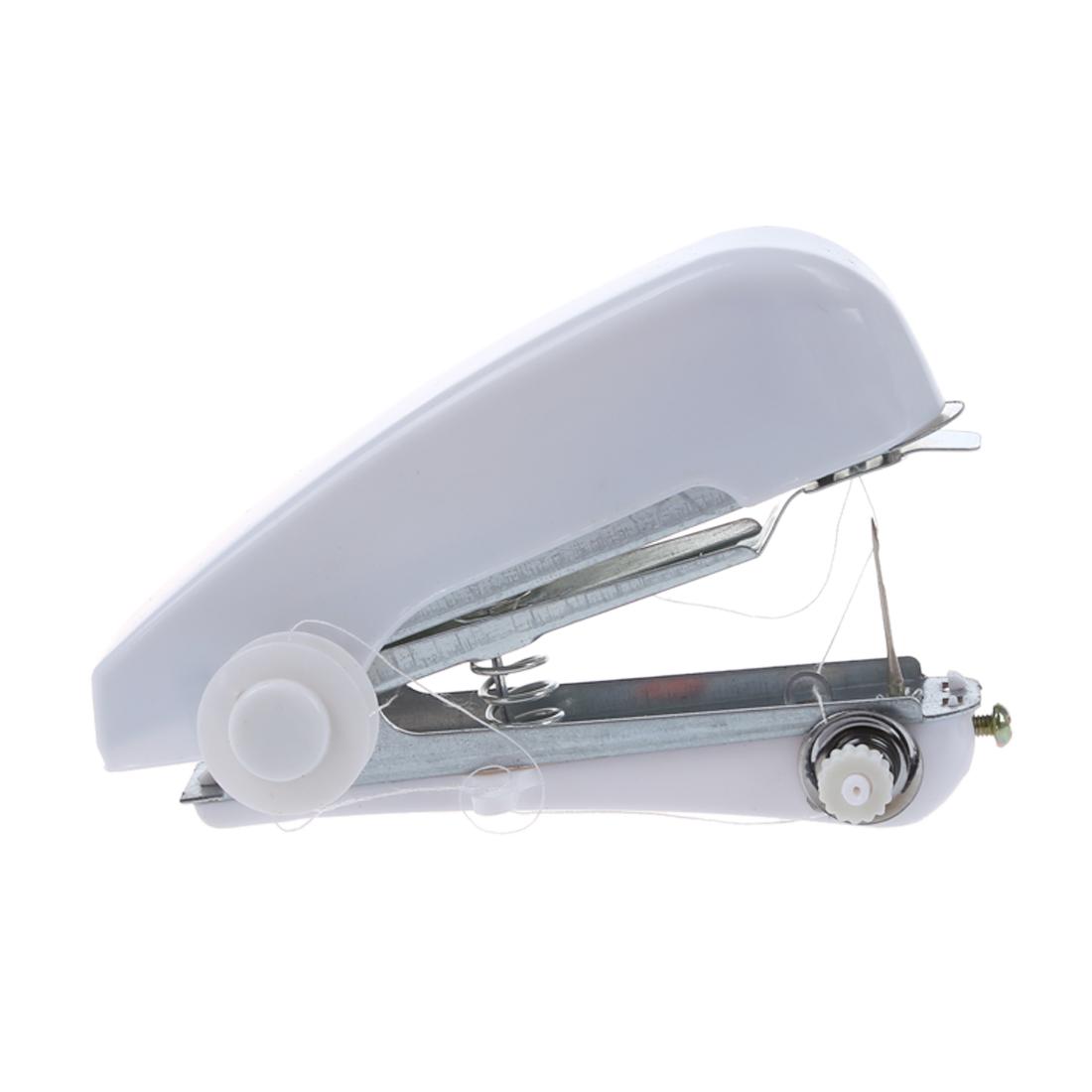 mini portable machine a coudre mecanique manuelle. Black Bedroom Furniture Sets. Home Design Ideas