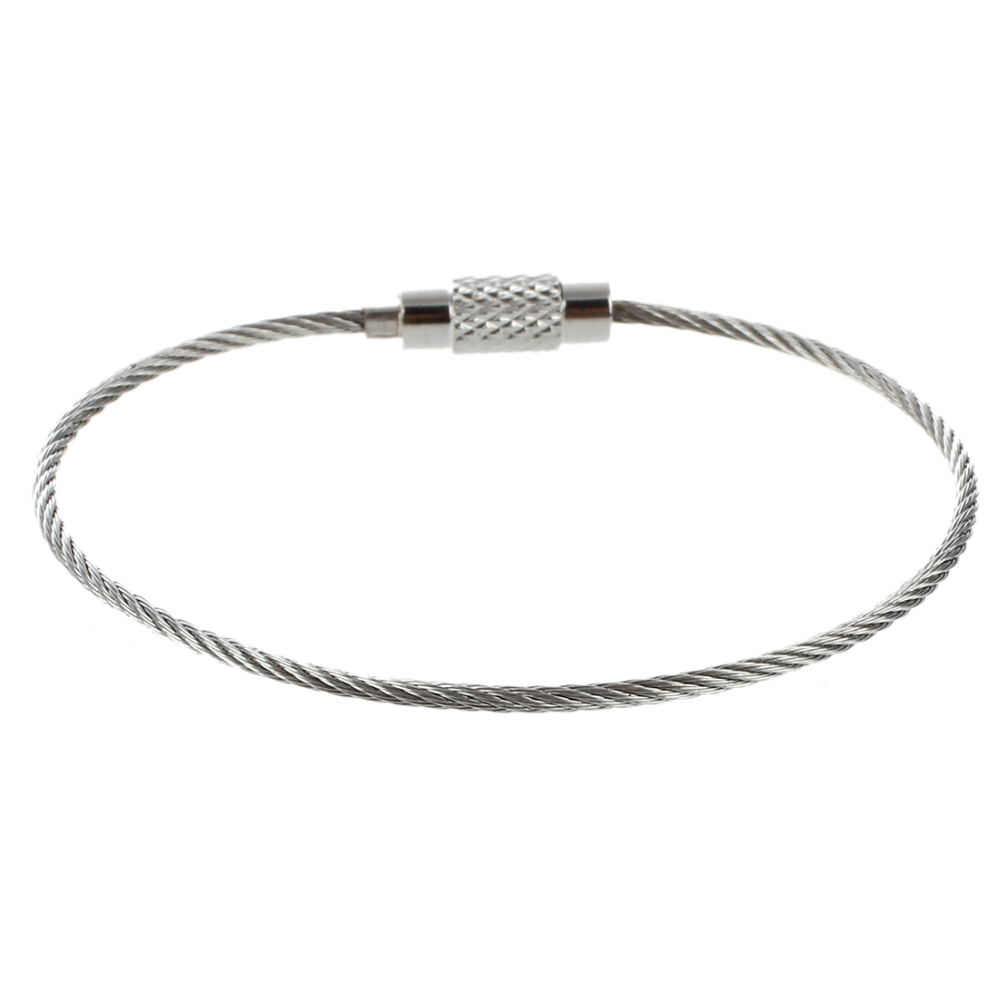 silver edit grey anklet coexista product locking