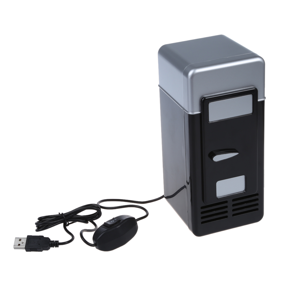 Desktop Beverage Cooler ~ Pc usb mini refrigerator fridge beverage drink can cooler