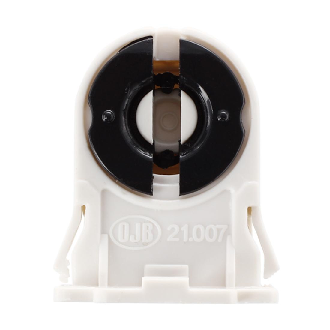 10x t8 fluorescent lighting socket lamp holder hy. Black Bedroom Furniture Sets. Home Design Ideas