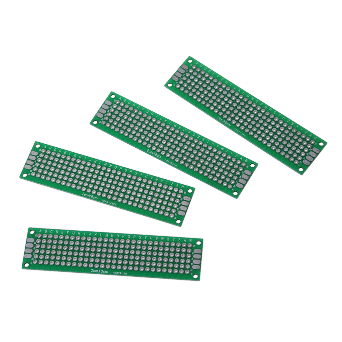 4pcs Double Side Prototype Universal Printed Circuit Board 28cm Pcb 7x9 Cm For Led Diy Project Ebay Item Specifics