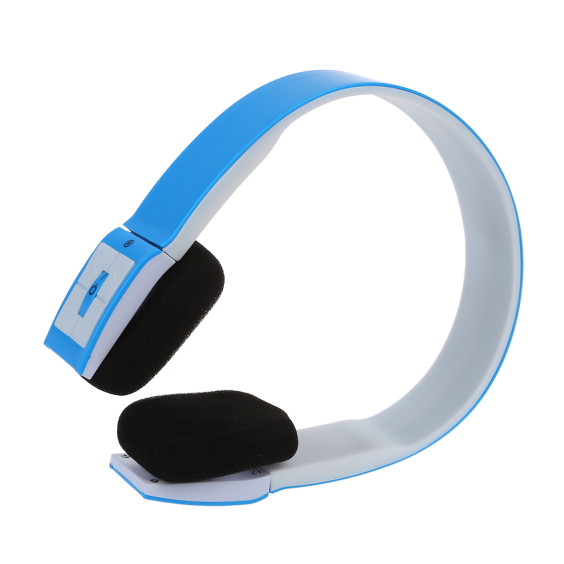 stereo dj style bluetooth wireless headset kopfhoerer fuer. Black Bedroom Furniture Sets. Home Design Ideas