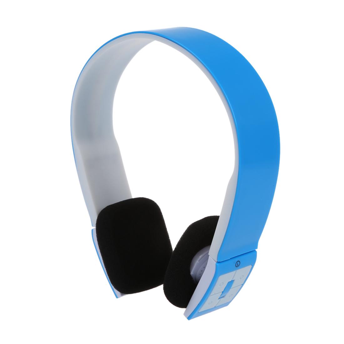 stereo dj style bluetooth wireless headset kopfhoerer fuer iphone ipad m9e1 ebay. Black Bedroom Furniture Sets. Home Design Ideas