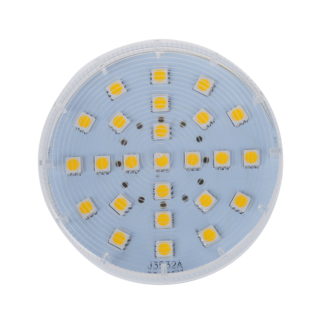 Gx53 25 5050 Smd Led Energy Saving Lamp Ac 220 240v 4w Warm White I8n4 Ebay