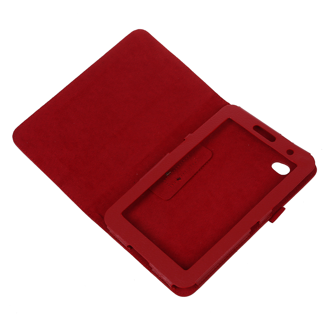 Leather Case for 7-Inch for Samsung Galaxy Tab 2 P3100/P3110 Red XXXX X5S8